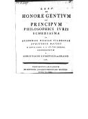 Image from Gallica about Christiano Ludovico de Brand