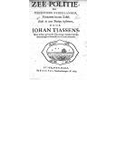 Illustration de la page Johan Tjassens (16..?-1670) provenant de Wikipedia