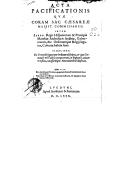 Bildung aus Gallica über Aggaeus de Albada (1525-1587)