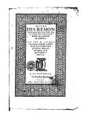 Illustration de la page Jacques Faye d'Espeisses (1543-1590) provenant de Wikipedia