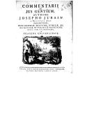 Illustration de la page Joseph von Jurain (1726-1812) provenant de Wikipedia