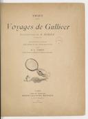 Illustration de la page Gulliver's travels provenant de Wikipedia
