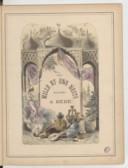 Les Mille et une nuits racontées à Bébé   Mme Doude. 1884