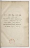Bildung aus Gallica über Francesco Venini (1737-1820)