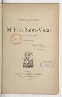 Illustration de la page Prosper Georges Marcelin Bouniceau-Gesmon (1837-18..) provenant de Wikipedia