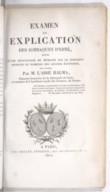 Denderah  Examen et explication du zodiaque de Denderah comparé au globe céleste antique d'Alexandrie et de quelques autres zodiaques égyptiens  N. Halma. 1822