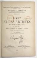 Illustration de la page Victor Leblond (1862-1930) provenant de Wikipedia