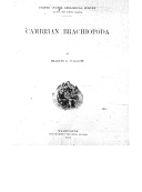 Image from Gallica about Brachiopodes