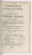 Bildung aus Gallica über Casimir Gobert (1789-1839)