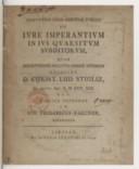 Illustration de la page Christian Ludwig Stieglitz (1677-1758) provenant de Wikipedia
