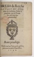 Illustration de la page Jean Canivet (libraire-relieur, 15..-15..) provenant de Wikipedia