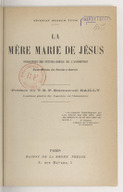 Illustration de la page Marie de Jésus (petite sœur de l'Assomption, 1824-1883) provenant de Wikipedia