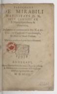 Bildung aus Gallica über Nicolas de Nancel (1539-1610)