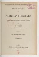 Illustration de la page P. Boulin (chimiste, 18..-19..) provenant de Wikipedia