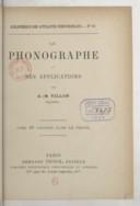 Bildung aus Gallica über A.-Mathieu Villon (1867-1895)
