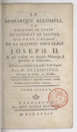 Illustration de la page Joseph Lanjuinais (1730?-1808) provenant de Wikipedia