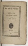 Illustration de la page The history of Tom Jones, a foundling provenant de Wikipedia