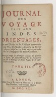 Illustration de la page Robert Challe (1659-1721) provenant de Wikipedia