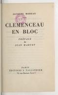 Bildung aus Gallica über Jean Martet (1886-1940)