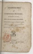 Bildung aus Gallica über Adolphe Marie Du Caurroy (1788-1850)