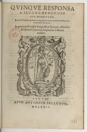 Illustration de la page Jacopo Menochio (1532-1607) provenant de Wikipedia