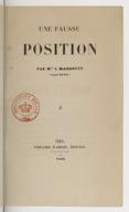 Bildung aus Gallica über Claire Brunne (1803-1890)