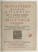 Illustration de la page Martin Marrier (1572-1644) provenant de Wikipedia