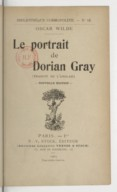 Image from Gallica about The picture of Dorian Gray