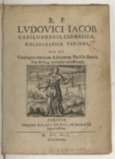 Image from Gallica about Louis Jacob (1608-1670)