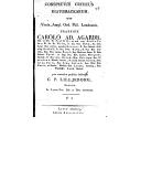 Illustration de la page C. P. Lilljeborg provenant de Wikipedia