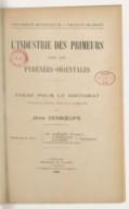 Illustration de la page Université de Toulouse. Faculté de droit et des sciences économiques (1896-1968) provenant de Wikipedia