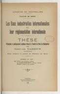 Image from Gallica about Université de Montpellier. Faculté de droit et des sciences économiques