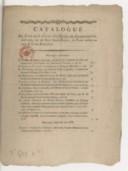 Bildung aus Gallica über André Defer de Maisonneuve (1749-1795)