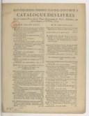 Bildung aus Gallica über Jacques Estienne (1719?-1795)