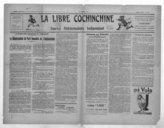 La Libre Cochinchine. Publication satirique pamphlétaire bimensuelle. 1922-1927