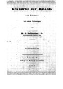 Illustration de la page Matthias Jakob Schleiden (1804-1881) provenant de Wikipedia