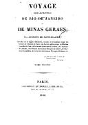 Image from Gallica about Minas Gerais (Brésil)