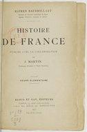 Illustration de la page Joseph Martin (historien, 18..-19..) provenant de Wikipedia
