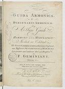 Illustration de la page Guida armonica. Op. 10 provenant de Wikipedia