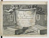 Illustration de la page Pièces de clavecin. Livre 1. G 1-30 provenant de Wikipedia
