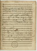 Illustration de la page Lindor et Ismène. Scène 5. Amour du séjour du tonnerre : Ariette. Voix, instruments. Mi mineur. Version du 29 août 1766 (représentation) provenant de Wikipedia
