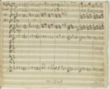 Image from Gallica about Dixit Dominus Domino meo : psaume 109. Voix (2), choeur à 5 voix, orchestre, bc. Ré majeur