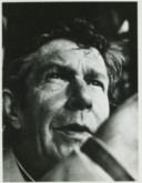 Image from Gallica about John Cage (1912-1992)