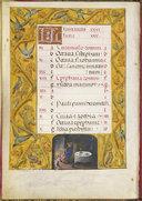 Bildung aus Gallica über Livres d'heures