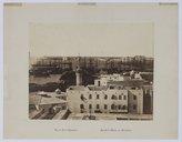 Vue du port d'Alexandrie. Ansicht des Hafens von Alexandrien  W. Hammerschmidt