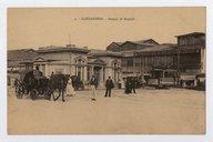 Alexandrie. La Gare de Ramleh  Edition P. C. - M. J.