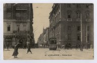 Alexandrie. Sisters Street/Alexandrie. Rue des Sœurs  1917