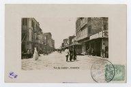 Rue du Gabbari. Alexandrie  1908
