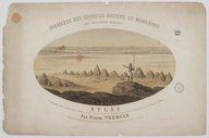 Voyages au Soudan oriental, dans l'Afrique septentrionale et dans l'Asie Mineure exécutés de 1847 à 1854 <br>P. Trémaux. 1852-1862