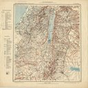 Karte von Mesopotamien und Syrien (vorläufige Ausgabe) : E. Jerusalem. 1918